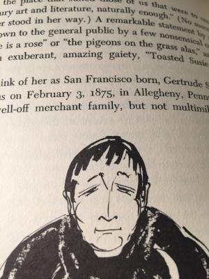 Gertrude Stein, by Stephen Longstreet