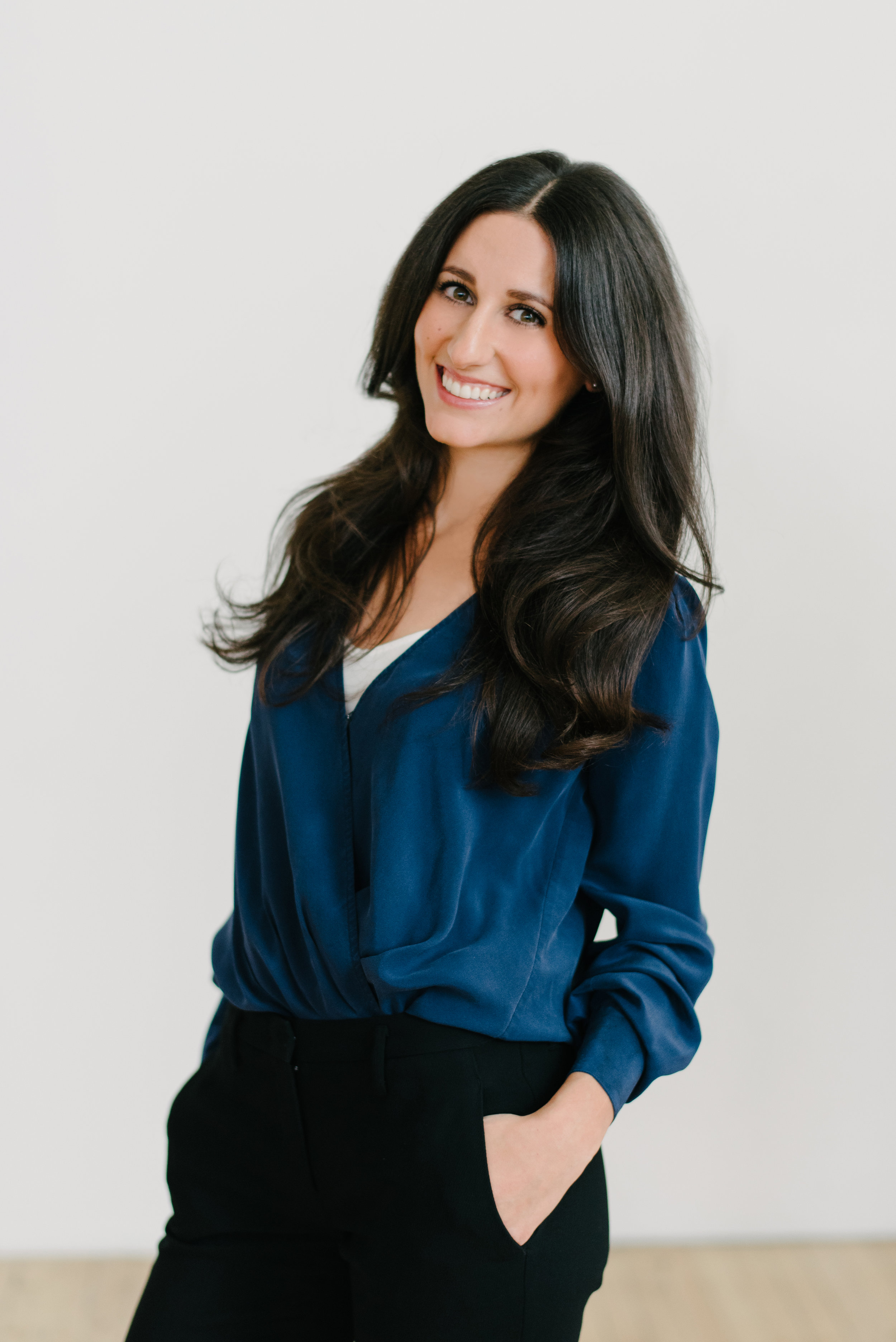 Meet Ashley. - We are so excited to welcome Ashley Falco, Registered Psychotherapist, to our team! She is a great addition to our team, with a shared focus on young professionals while also an ability to dig deep into self-esteem,body image and self-compassion.