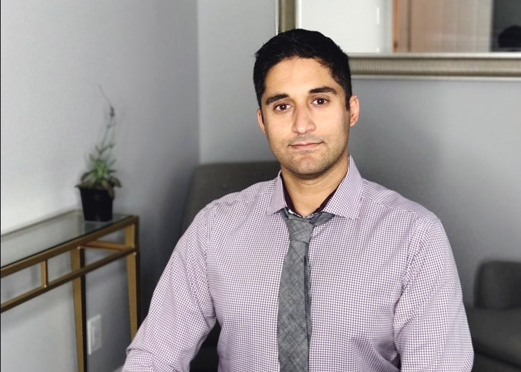 Shaun is a therapist in our Toronto office
