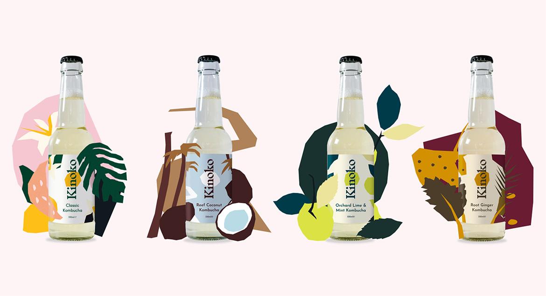 Four flavour profiles