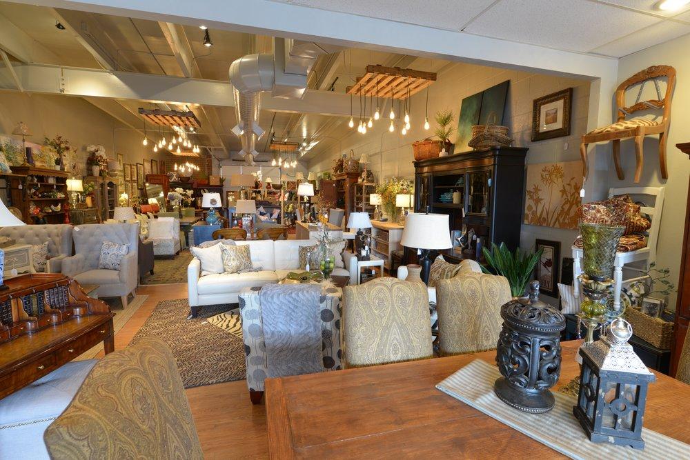 Consign And Design Inc, Designer Consignment Furniture