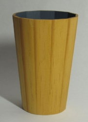 Small pine pail