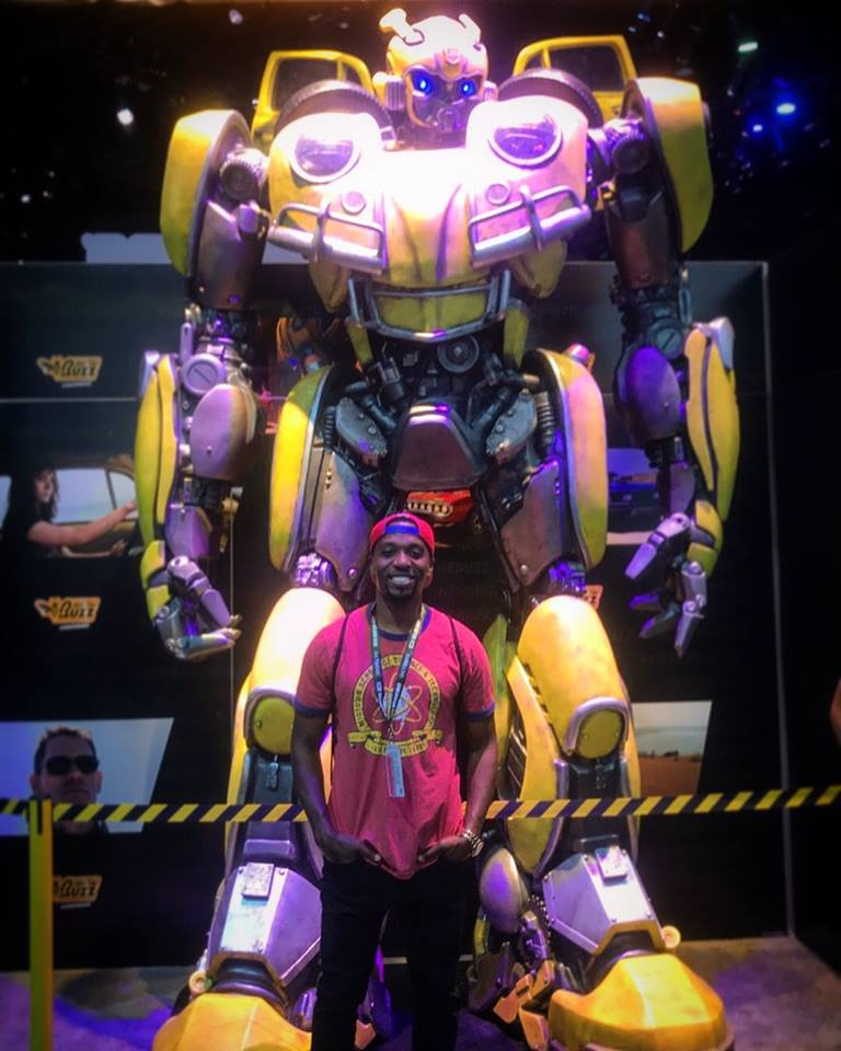 Bumble Bee - Peter Darker - Comic Con