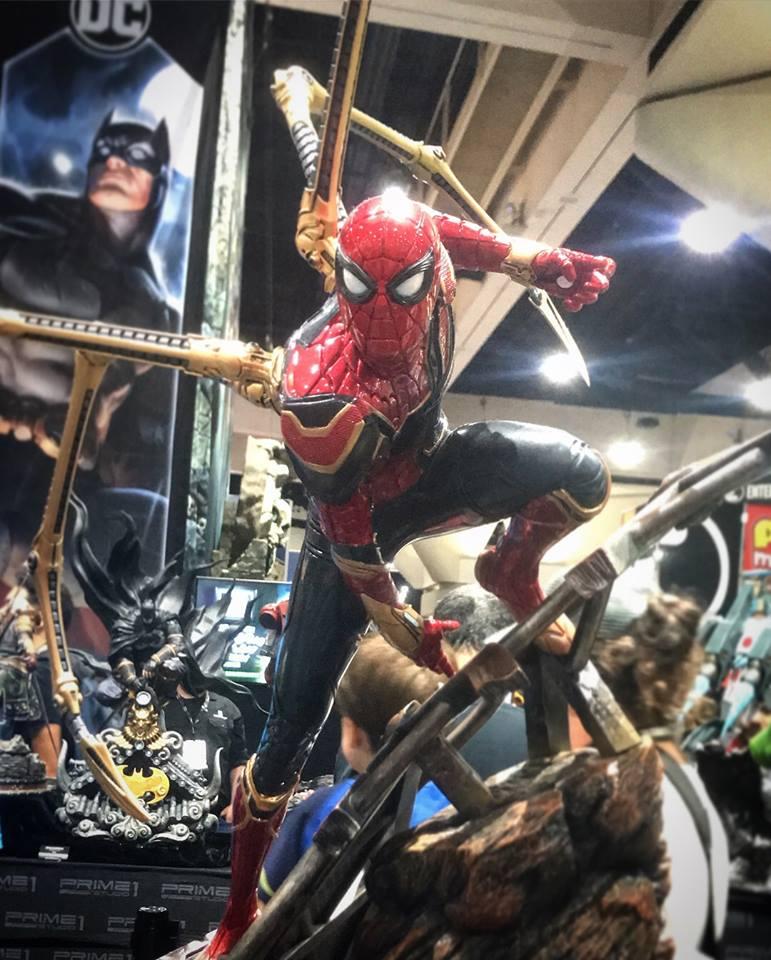 Spider-Man - Comic Con - Peter Darker - Infinity War
