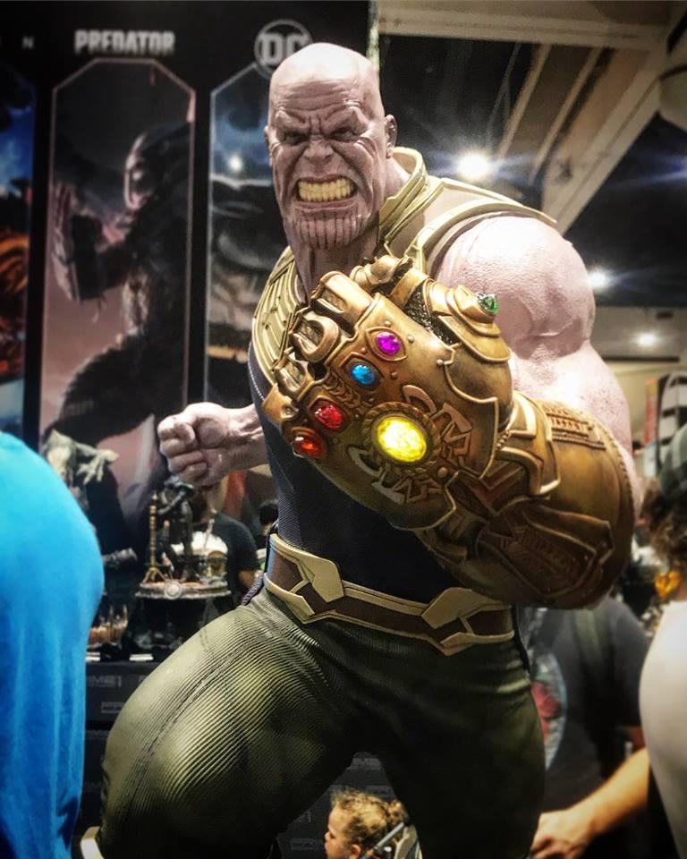 Thanos - Comic Con - Peter Darker