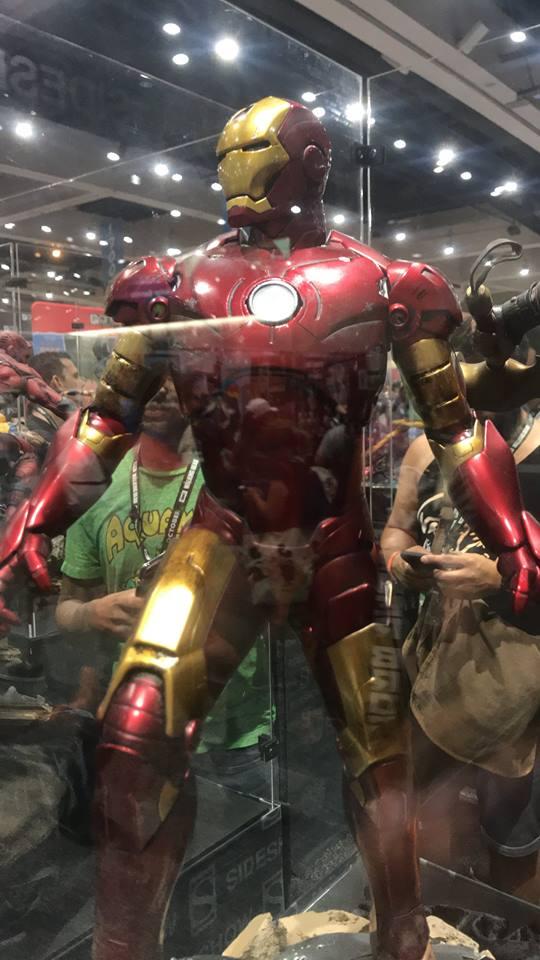 IronMan - Comic Con - Peter Darker