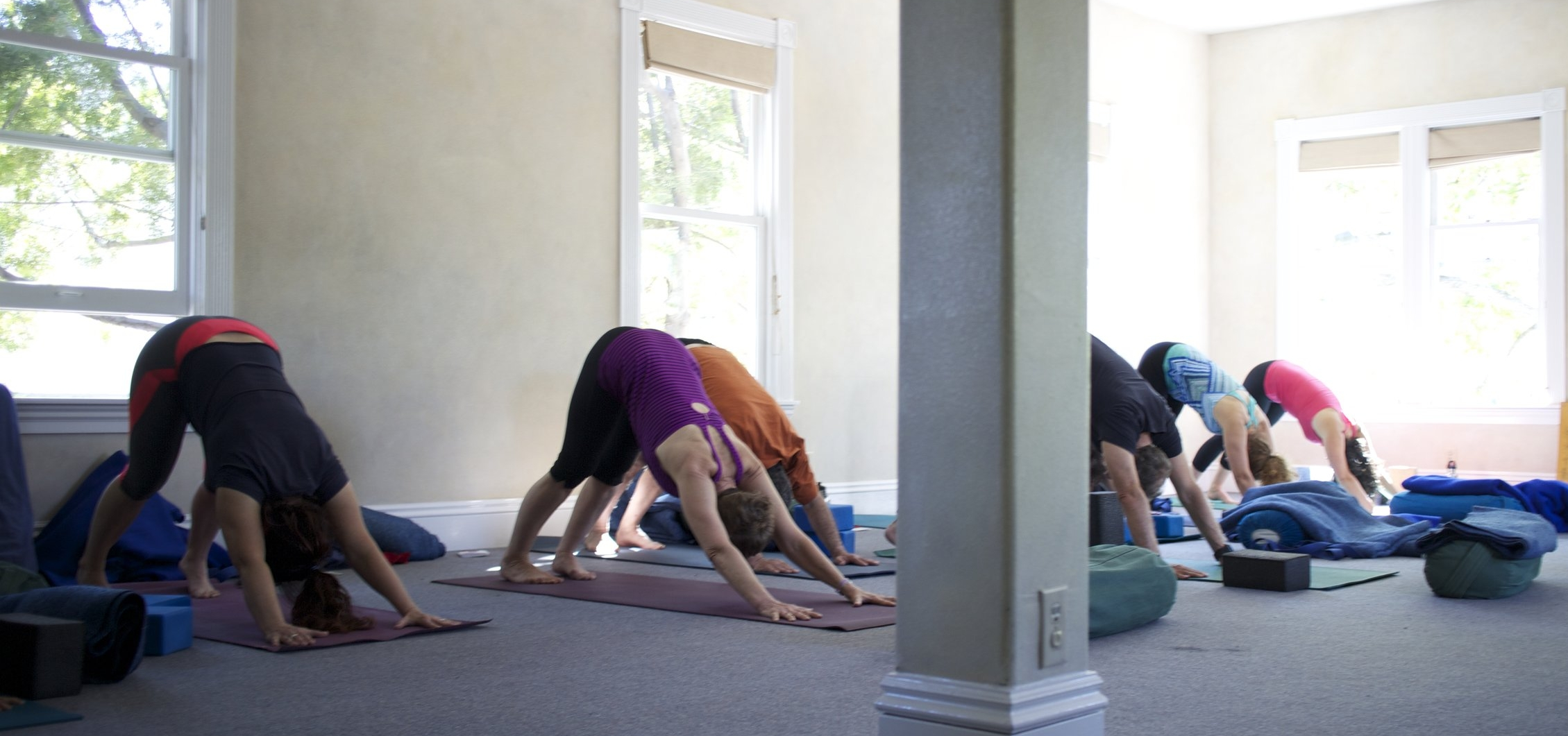 Yoga for Renewal, 4th Street Yoga