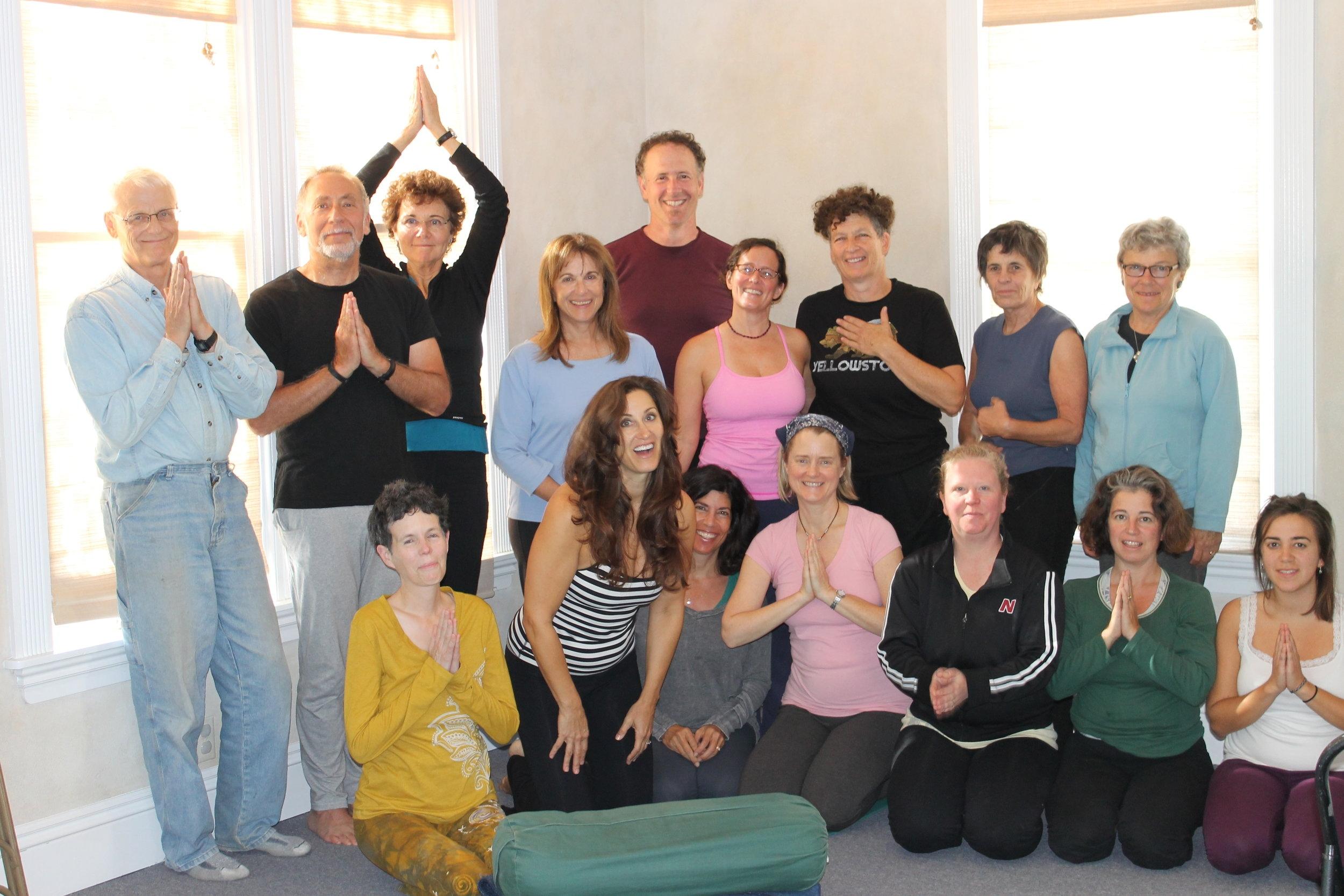 Yoga for Freedom Berkeley, CA