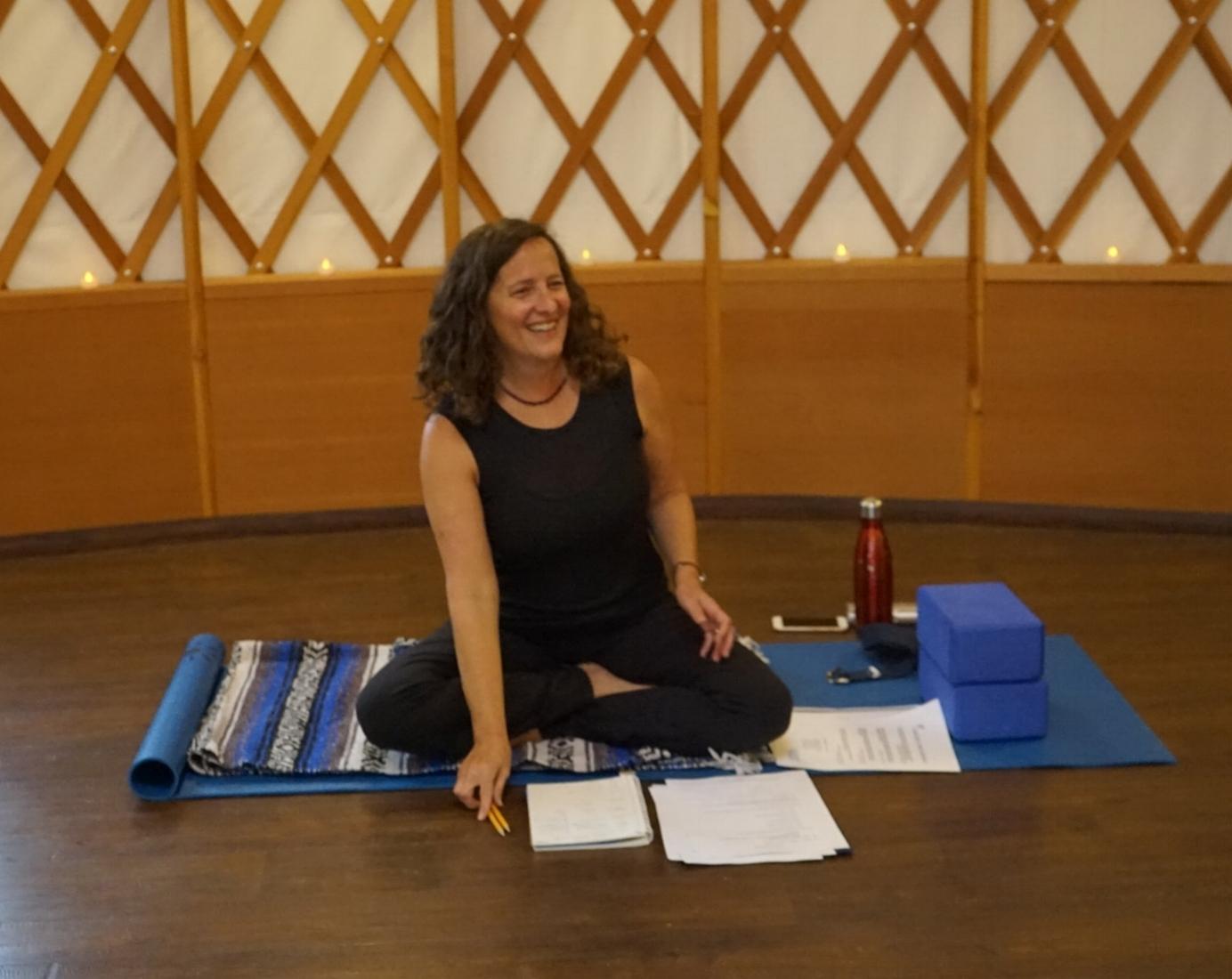 Yoga for Elul at UA - Julie sitting.jpg
