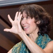 Rabbi Diane Elliot - Based in the San Francisco Bay Area, Rabbi Diane Elliot is a teacher, ritual leader, and spiritual director who inspires her students to become clearer channels for Presence through awareness and movement practices, chant, and nuanced interpretations of Jewish sacred text. Before beginning her rabbinic training at the Academy for Jewish Religion, California in 2000, she performed and taught modern and improvisational dance and trained intensively in multiple somatic modalities. She is a Certified Teacher and Practitioner of Body-Mind Centering®, a Registered Somatic Movement Therapist, and has maintained a private practice for more than 30 years. From 2011–2018 Rabbi Diane directed ALEPH's Embodying Spirit, En-spiriting Body movement-based Jewish leadership trainings. She is currently on the stewardship team for the Taproot Gathering (https://www.commonweal.org/program/c3/taproot/) and continues to lead retreats and trainings nationally. Learn more about Diane at www.whollypresent.org.
