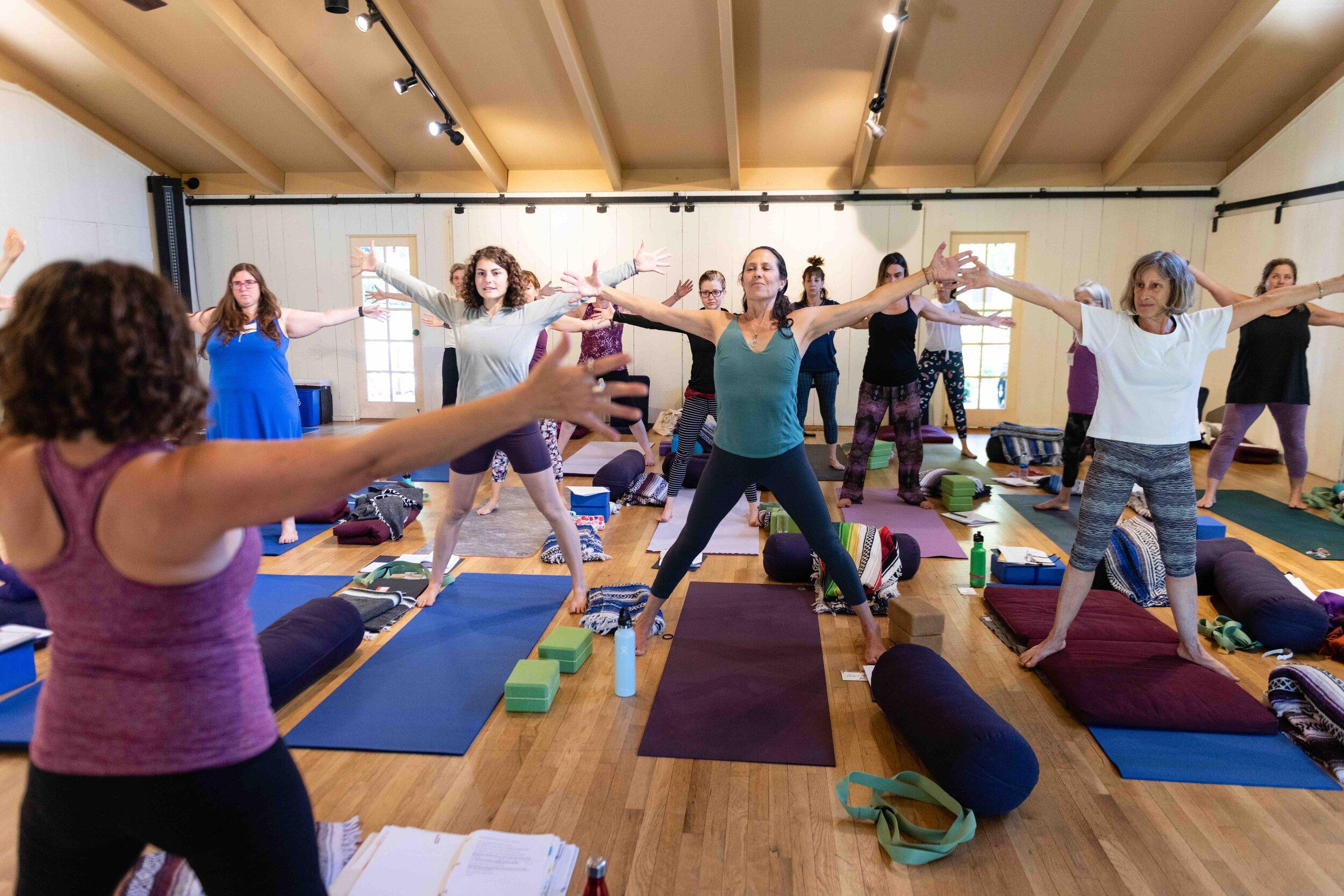 Gather & Grow Teachers' Convening Sonoma, CA • Photo Credit Eli Zaturanski