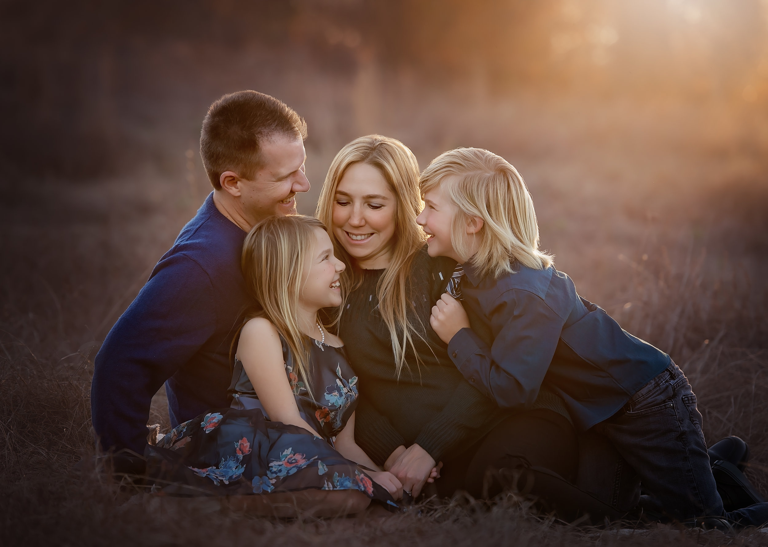 Family - Session fee: 295Includes:- In-studio pre-session consultation- 1 hour session on location (within 30 miles, single family)- Fully edited fine art portraits presented in a slideshow- In-person reveal and ordering appt (refer to info above)