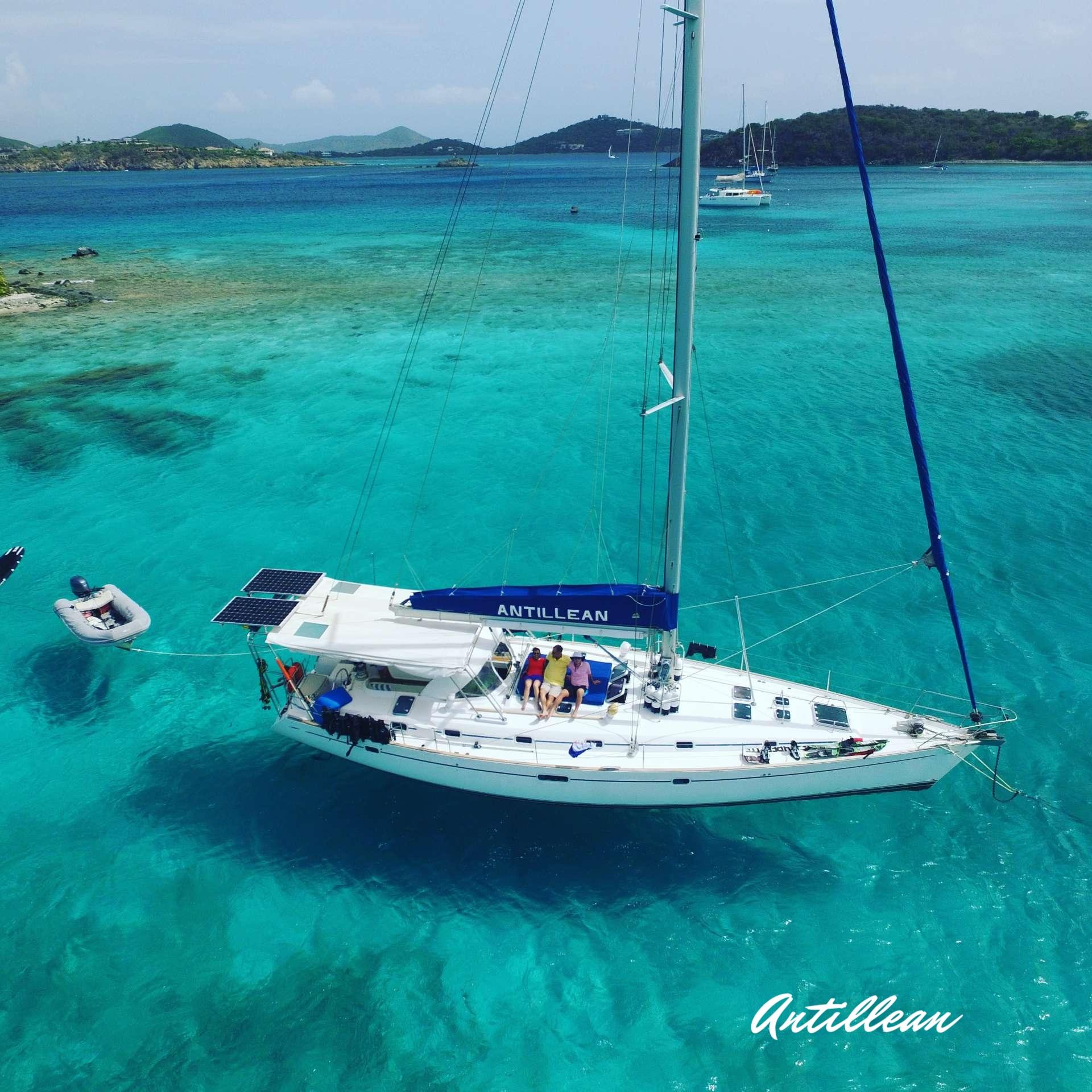 Antillean - monohull at anchor.jpg