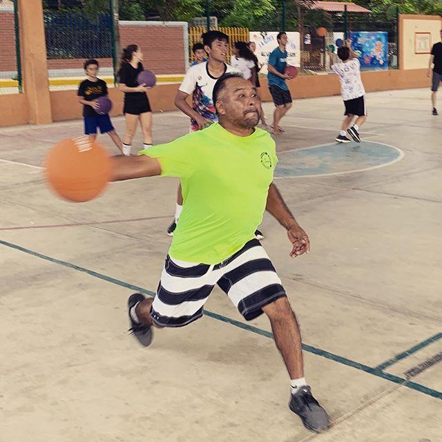 Puerto dodgeball pro tour!