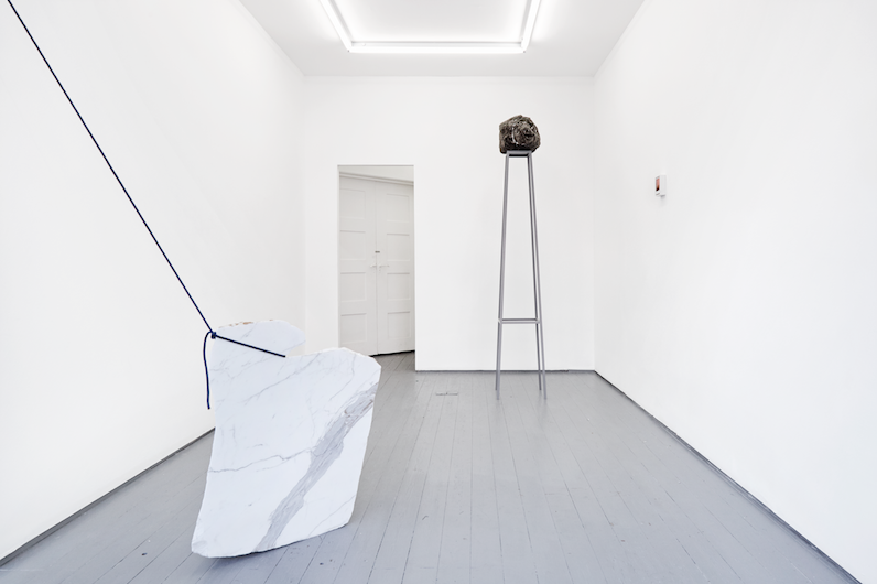 Land | Reland [London]  Installation view.  Courtesy of the artist and William Benington Gallery. Photography by Corey Anderson.