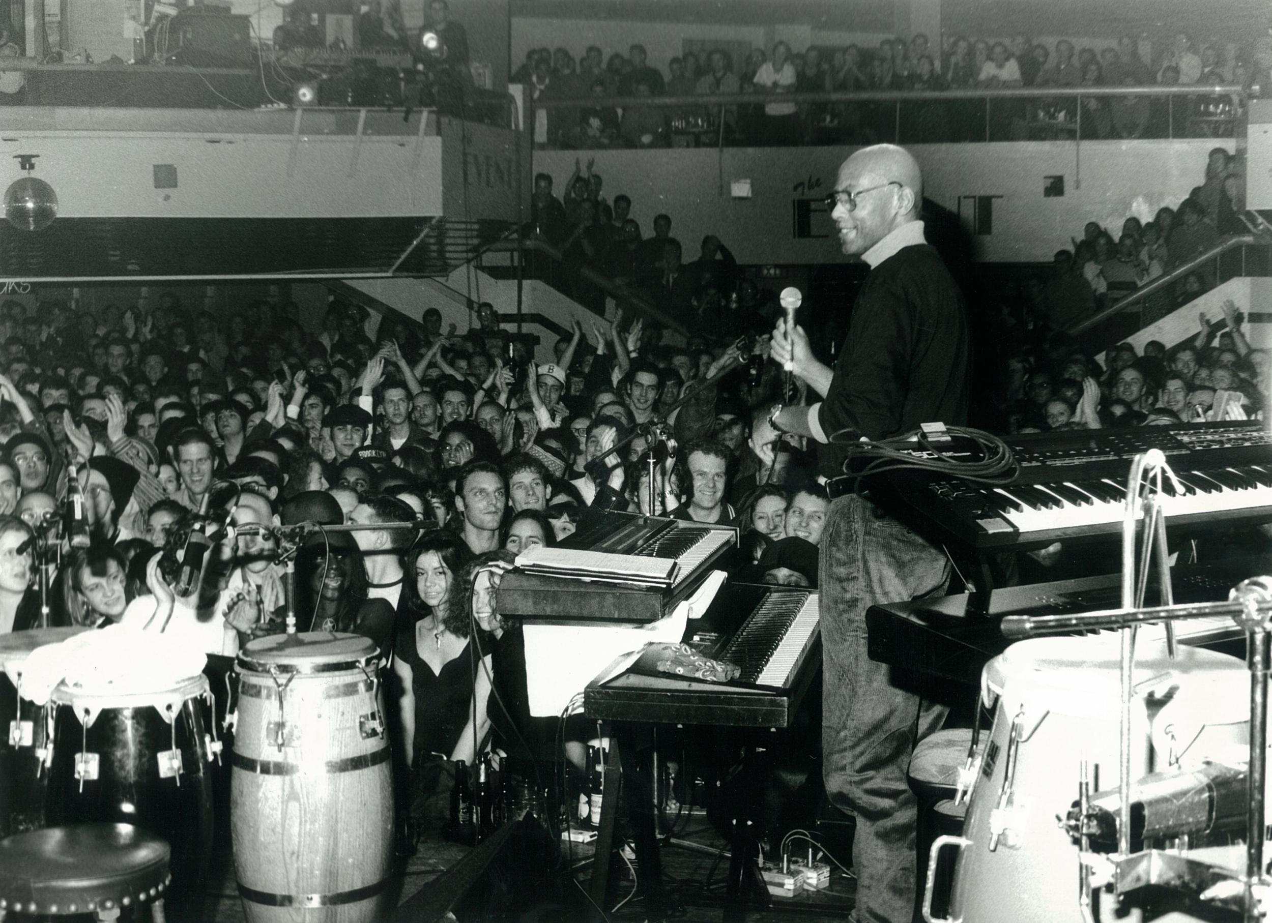 Eddie Russ live at Brighton Jazz Bop 1991