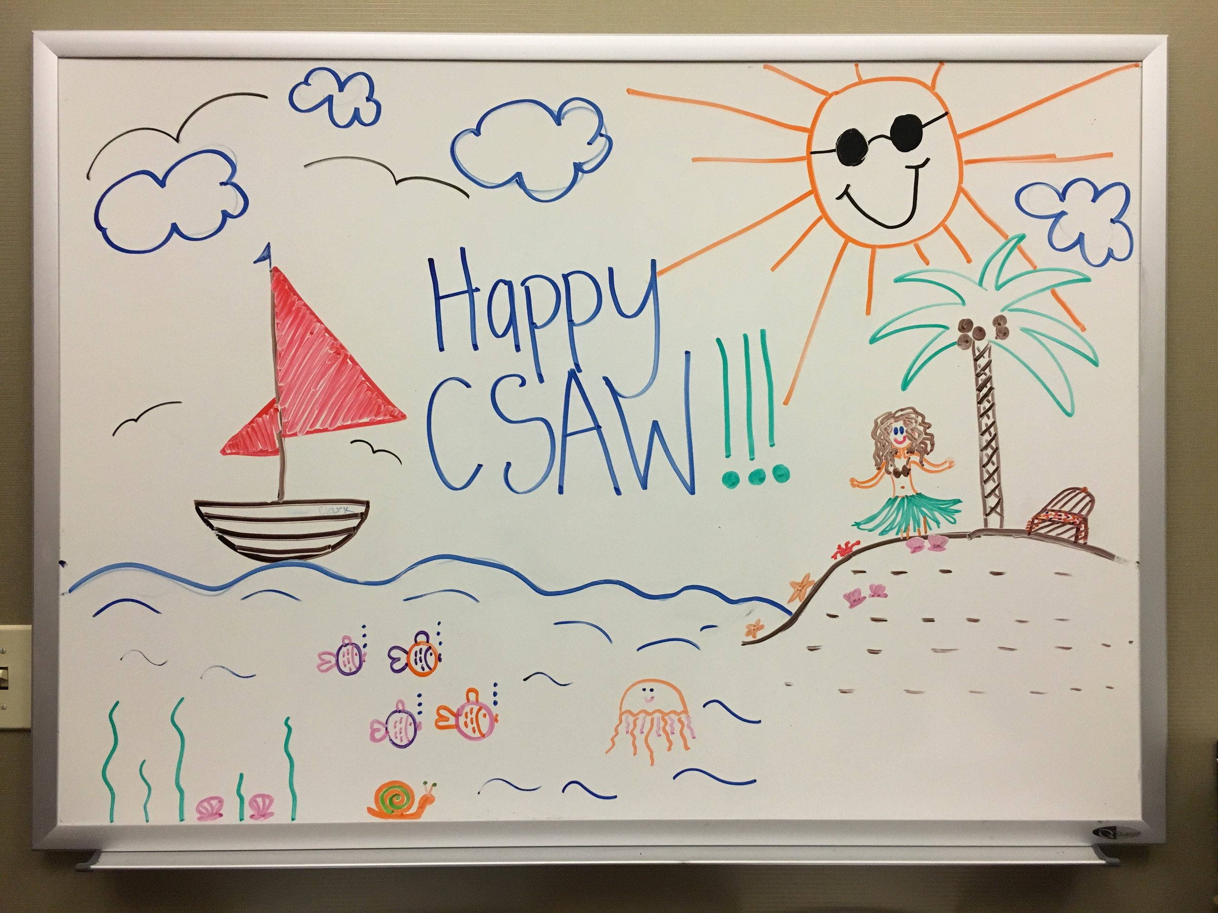 I work with some very talented whiteboard artists!