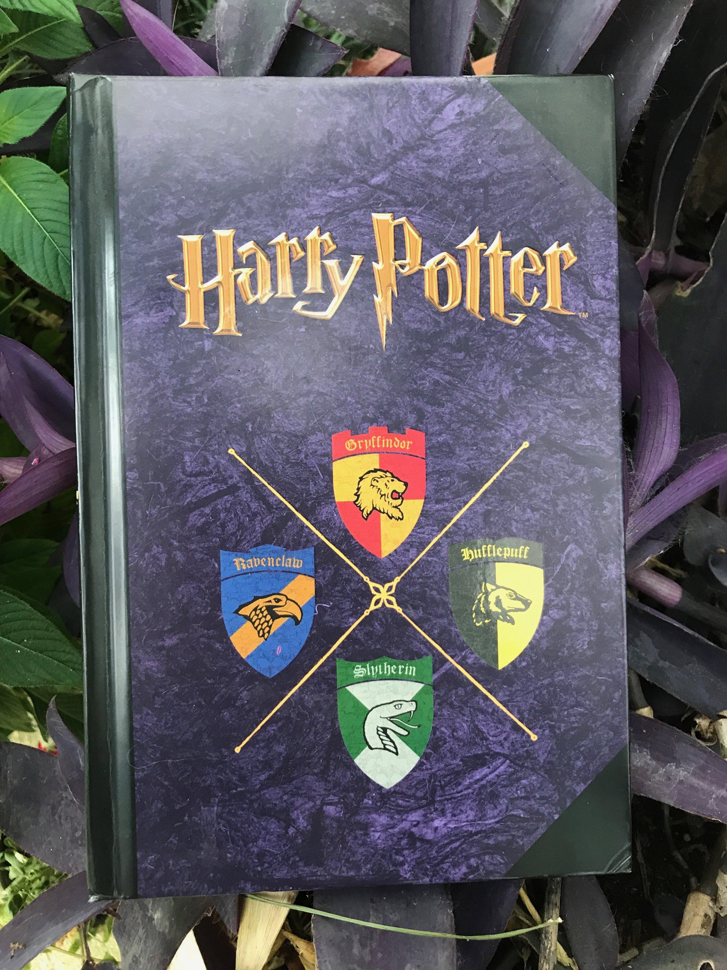Hogwarts House Journal