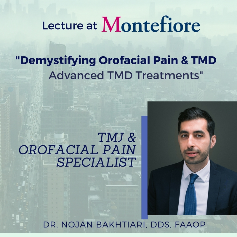 Excited to present tomorrow morning to a large and interdisciplinary group of residents at Montefiore Medical Center. Looking forward to meeting the oral surgery, prosthodontics, endodontics and general dentistry residents and faculty.  Location: Montefiore Medical Center  Time: January 17th, 7.30 am-9am