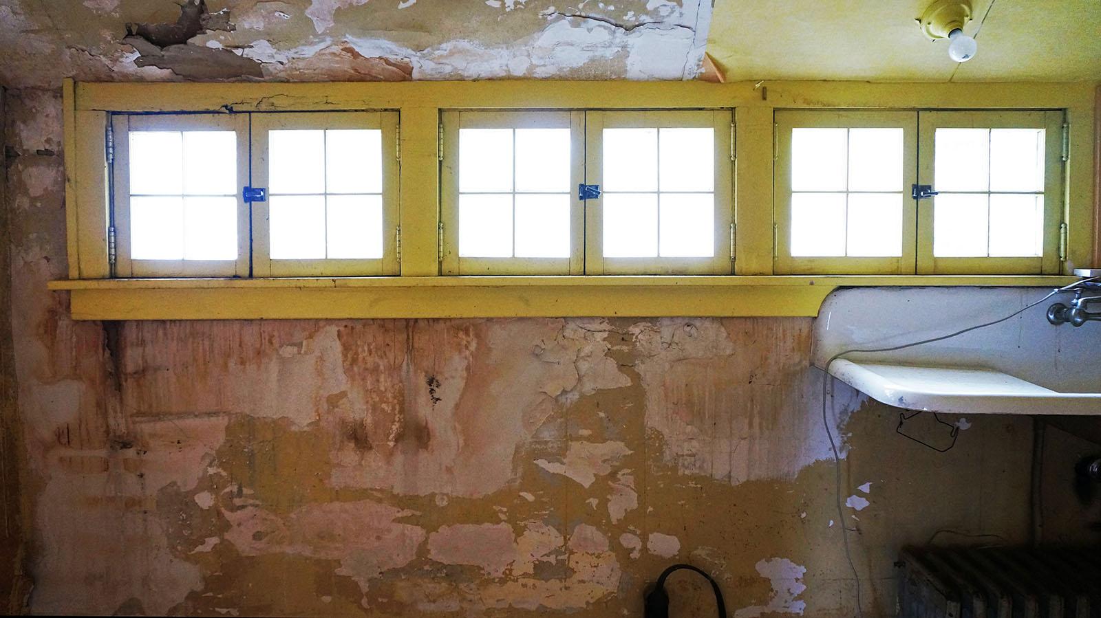 The Yellow Kitchen -