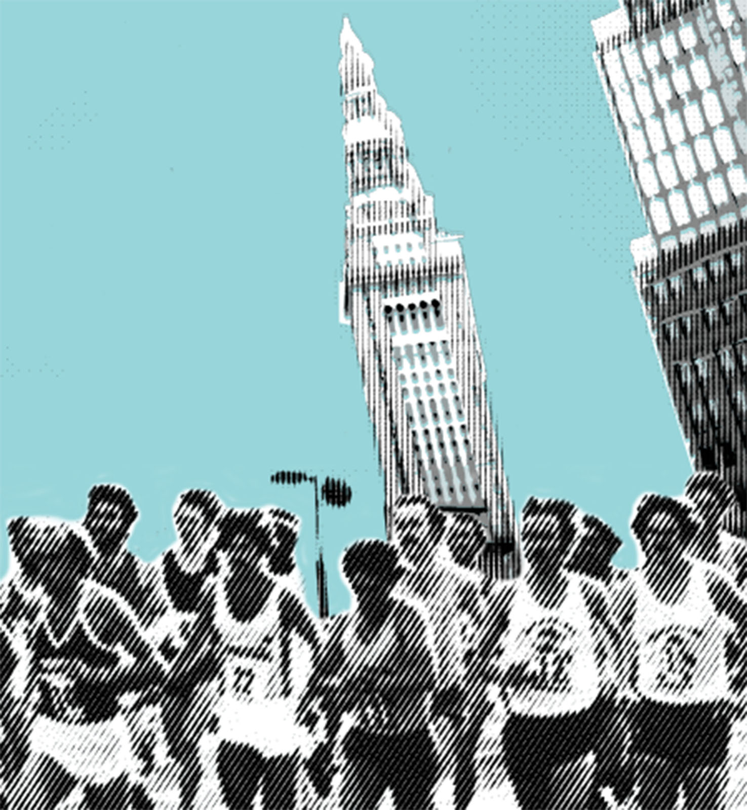 - As 2017 marked the Marathon's 40th anniversary, the goal with this poster was to throw it back to the late '70s.