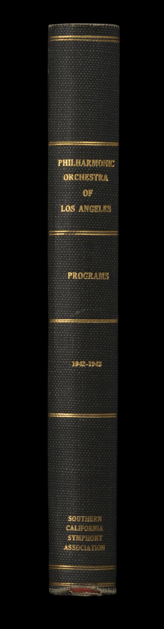 LAPO_ProgramBook_Spine_1942-1943.jpg