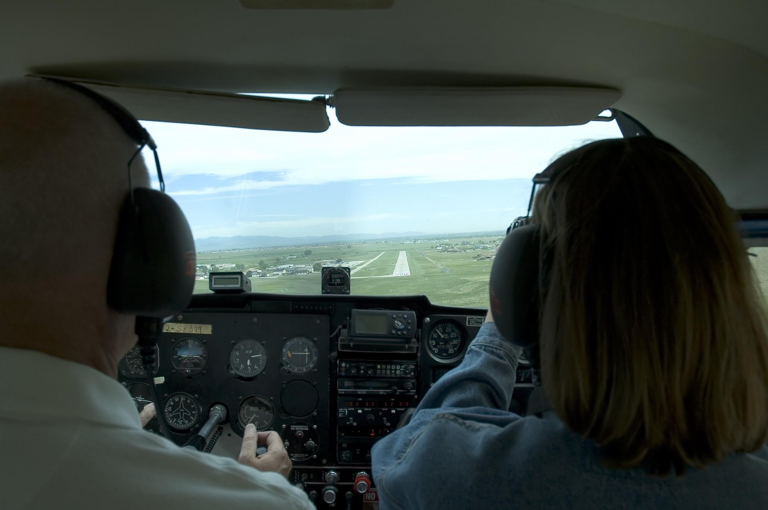 VAN NUYS FLIGHT SIMULATOR TRAINING