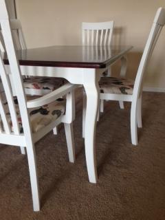 Our Farmhouse table