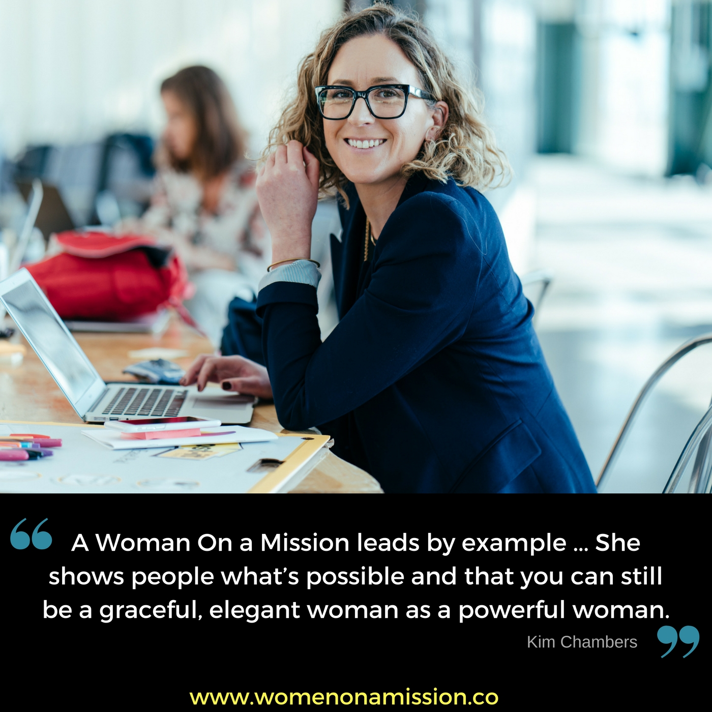 Kim_Chambers_KimSwims_Best_Podcast_For_Women_On_A_Mission_Erin_Brennan_Brand_Yourself