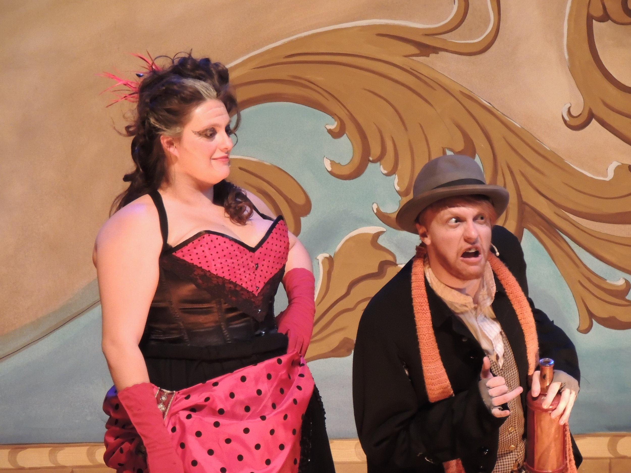 Durdles-- Mystery of Edwin Drood  (Viterbo University)
