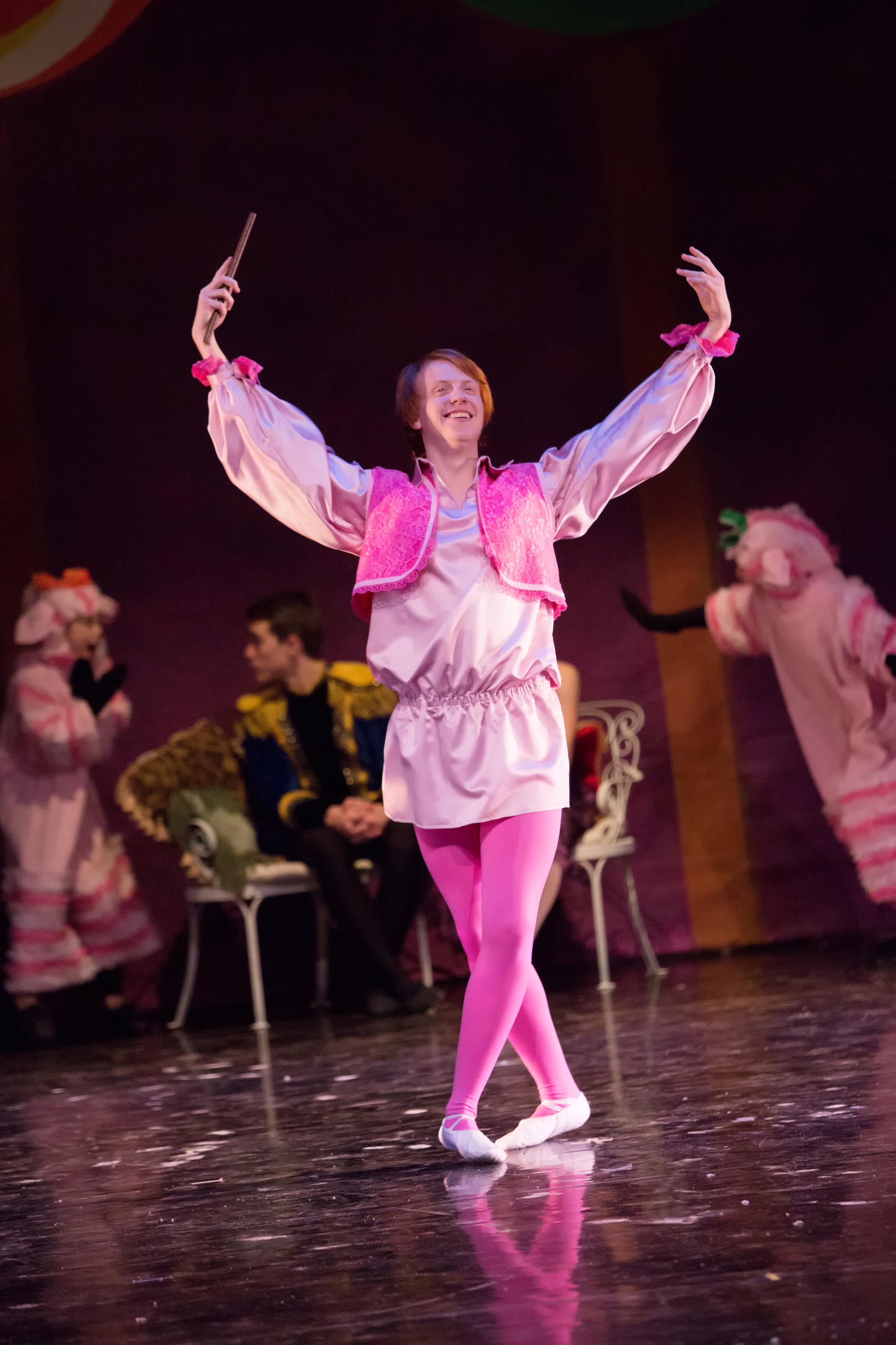 Shepard--THE NUTCRACKER (La Crosse Dance Center)
