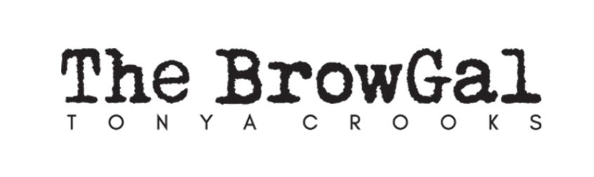 the browgal tonya crooks logo thin.png