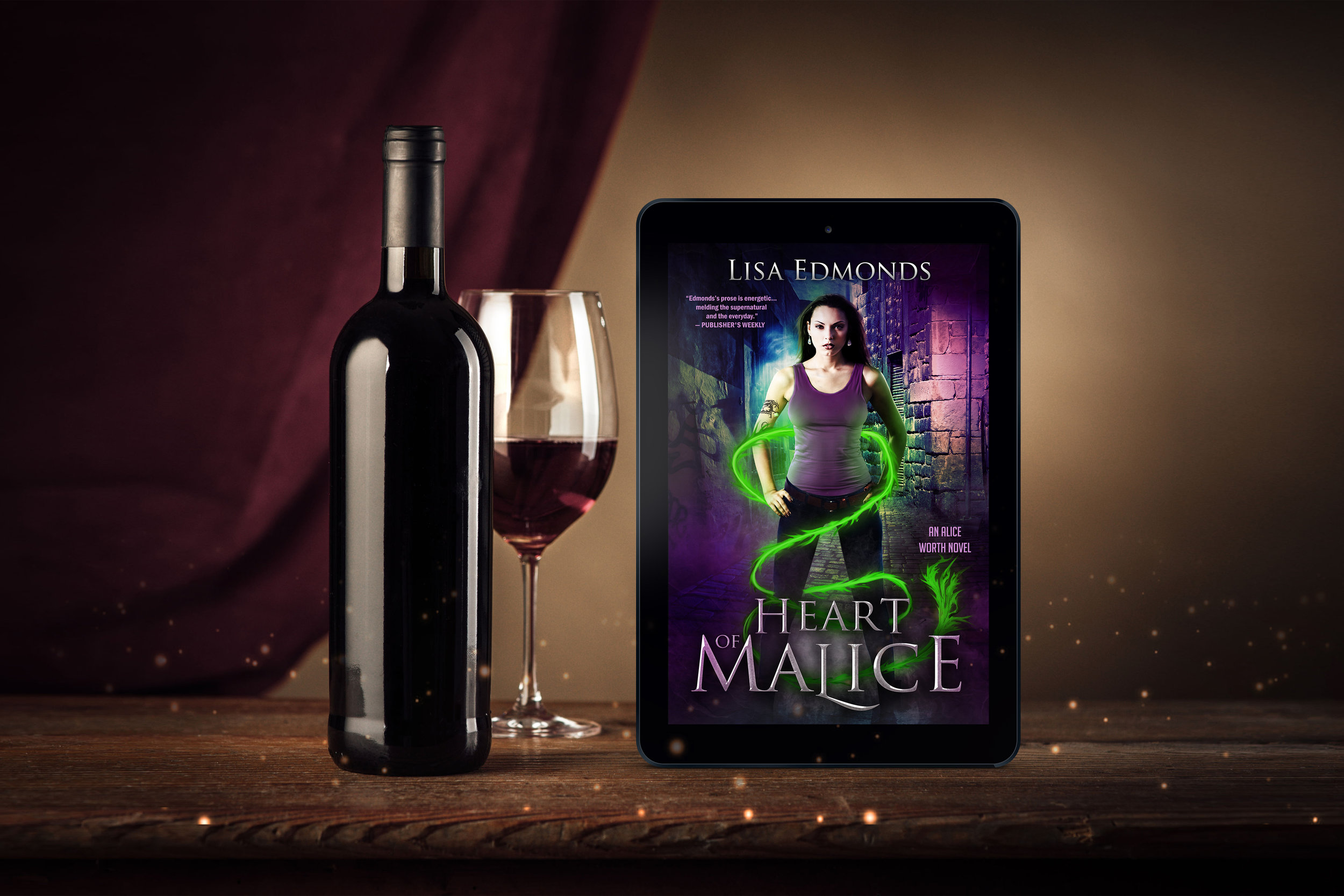 Download three free chapters of Heart of Malice! - Click the link below to download your free sample in either Kindle or epub (Nook, etc.) format