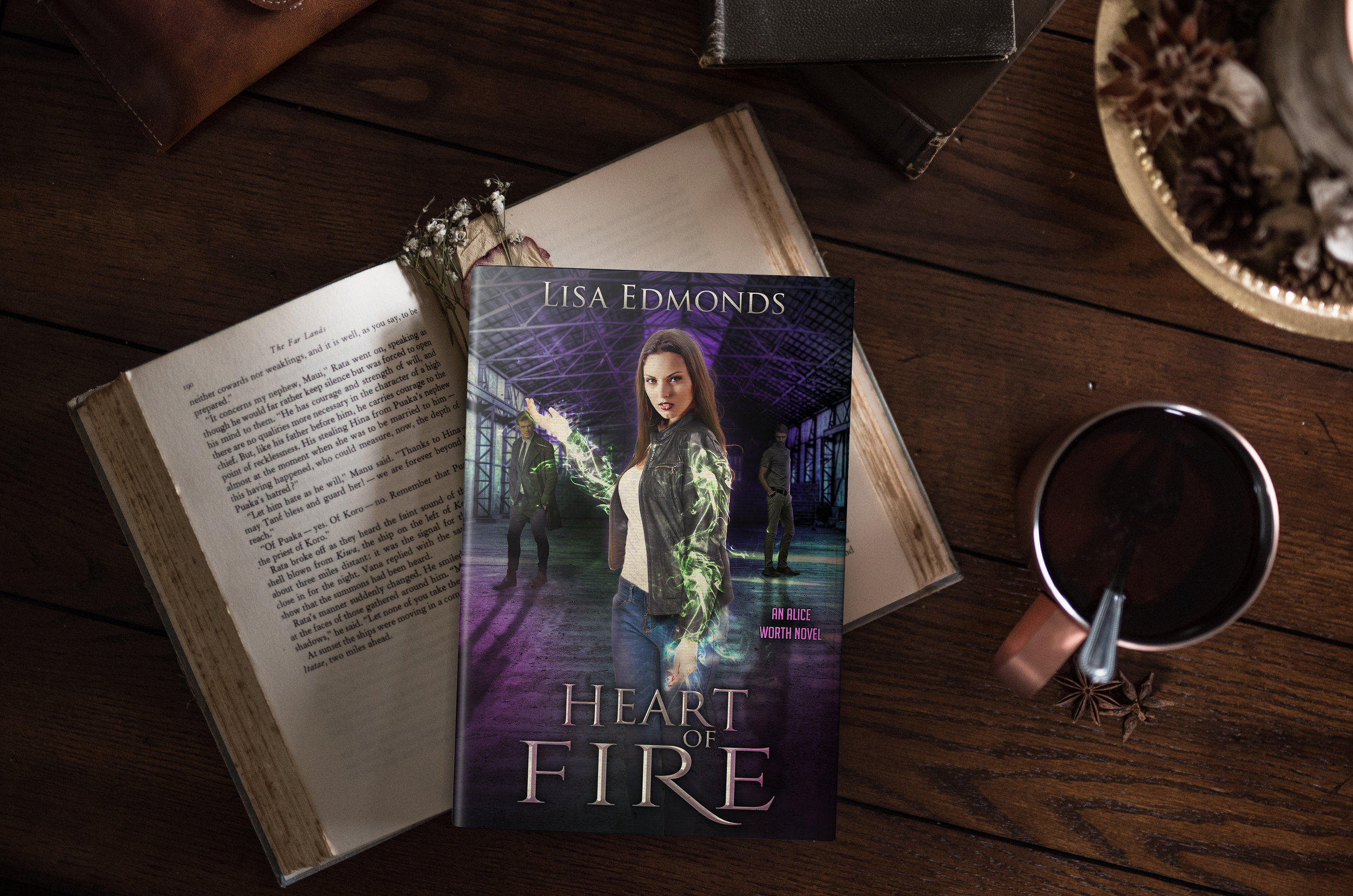 Download 3 FREE chapters of Heart of Fire! - Click the link below to download your free sample in either Kindle or epub (Nook, etc.) format