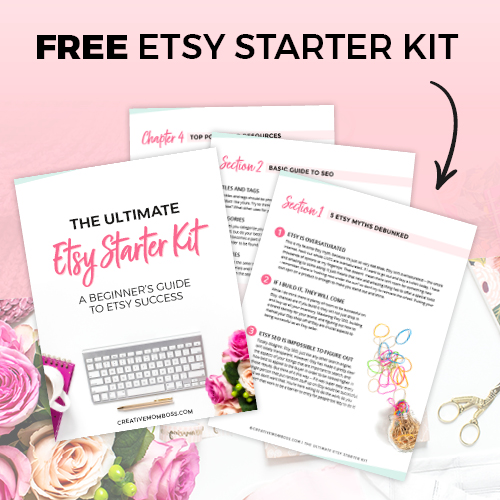 Ultimate Etsy Starter Kit