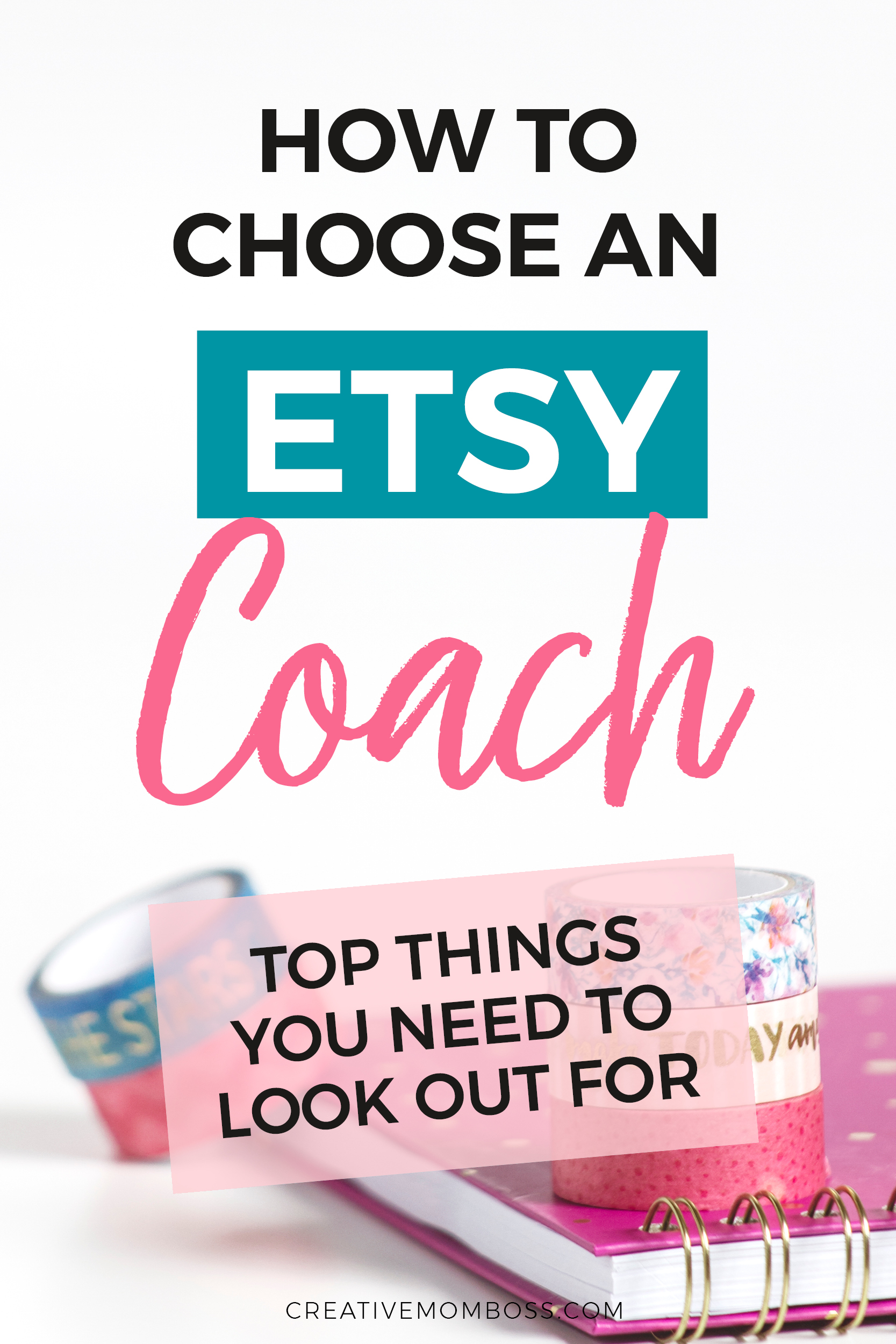 Etsy coaches - what to look out for and how not to get ripped off