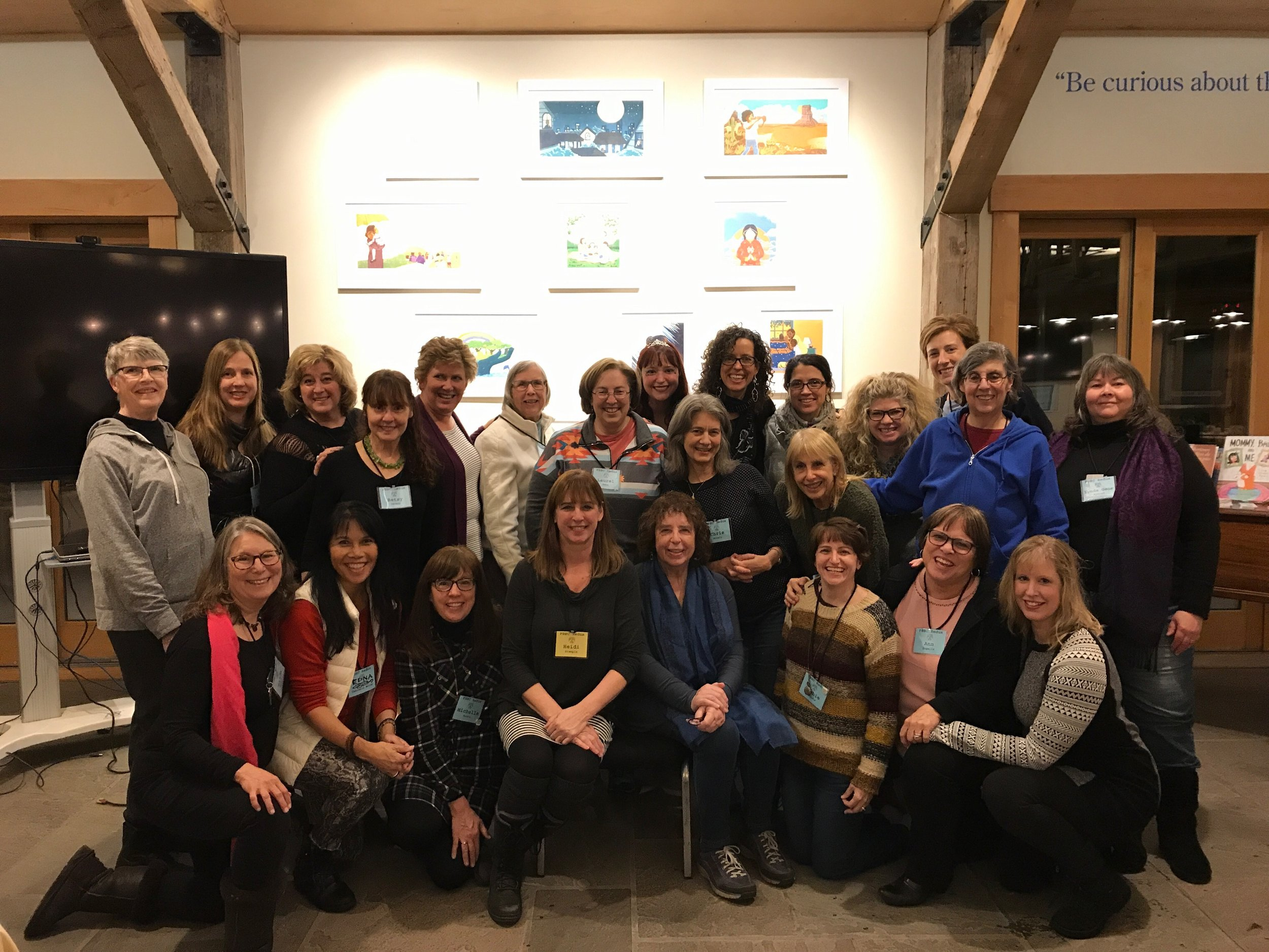 Picture Book Boot Camp Redux at Highlights, November 2018