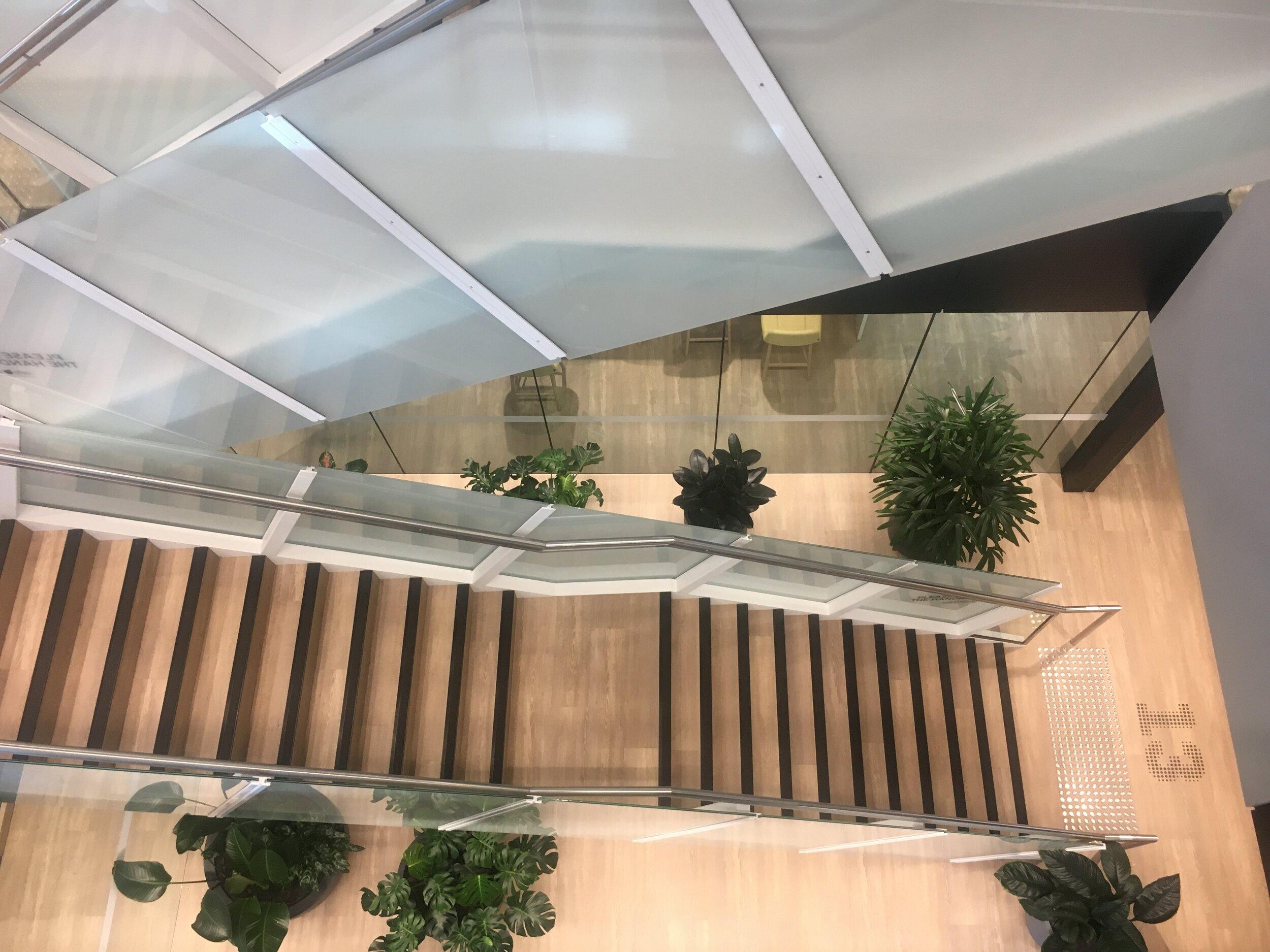 Westpac HQ Stair