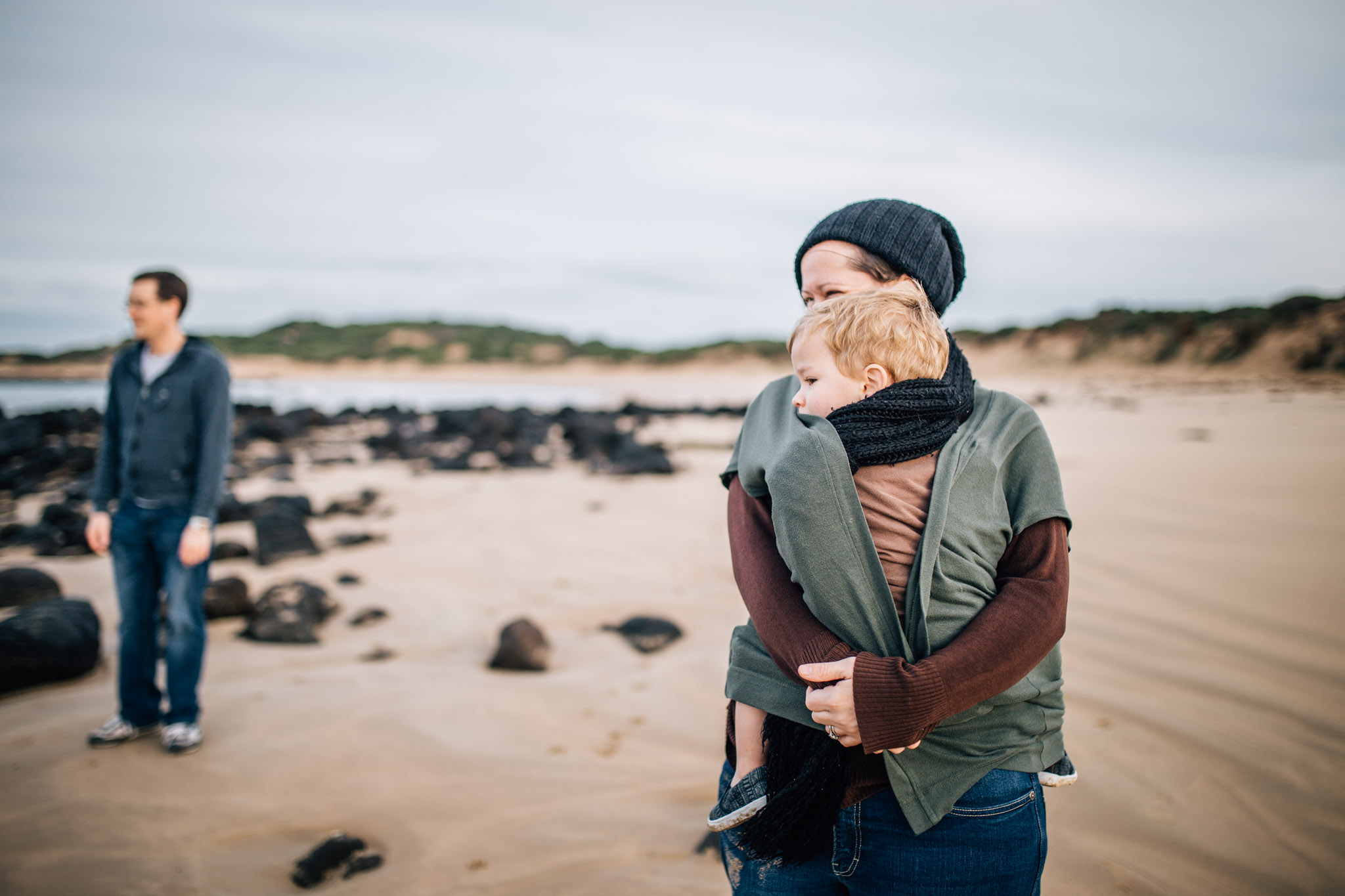 mother holding toddler son on beach (1 of 1).jpg