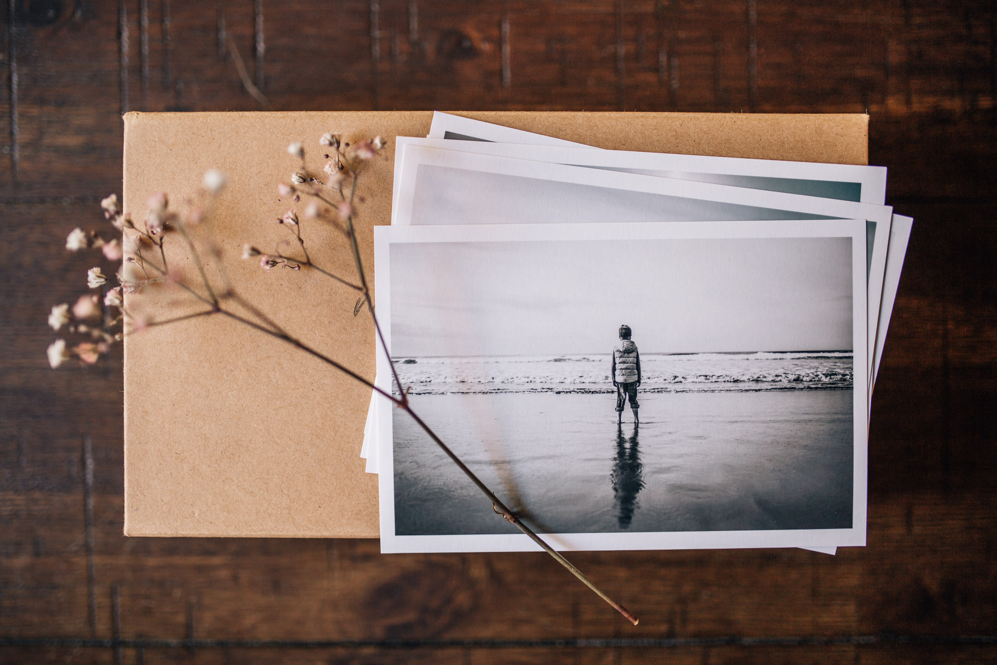 Photographs - real, hold-in-your-hand photographs. What's not to love?
