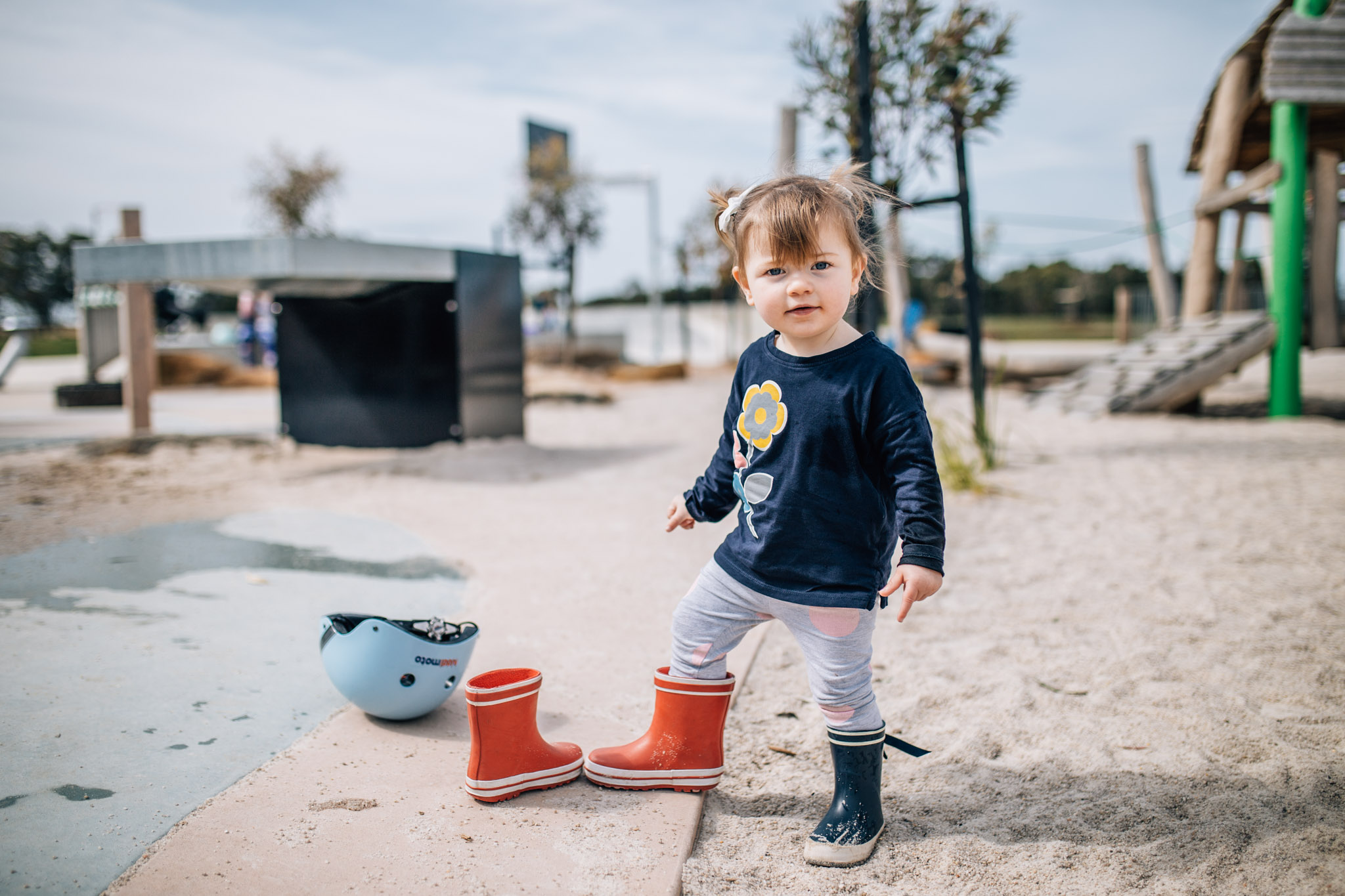 toddler girl with mismatched gumboots (1 of 1).jpg