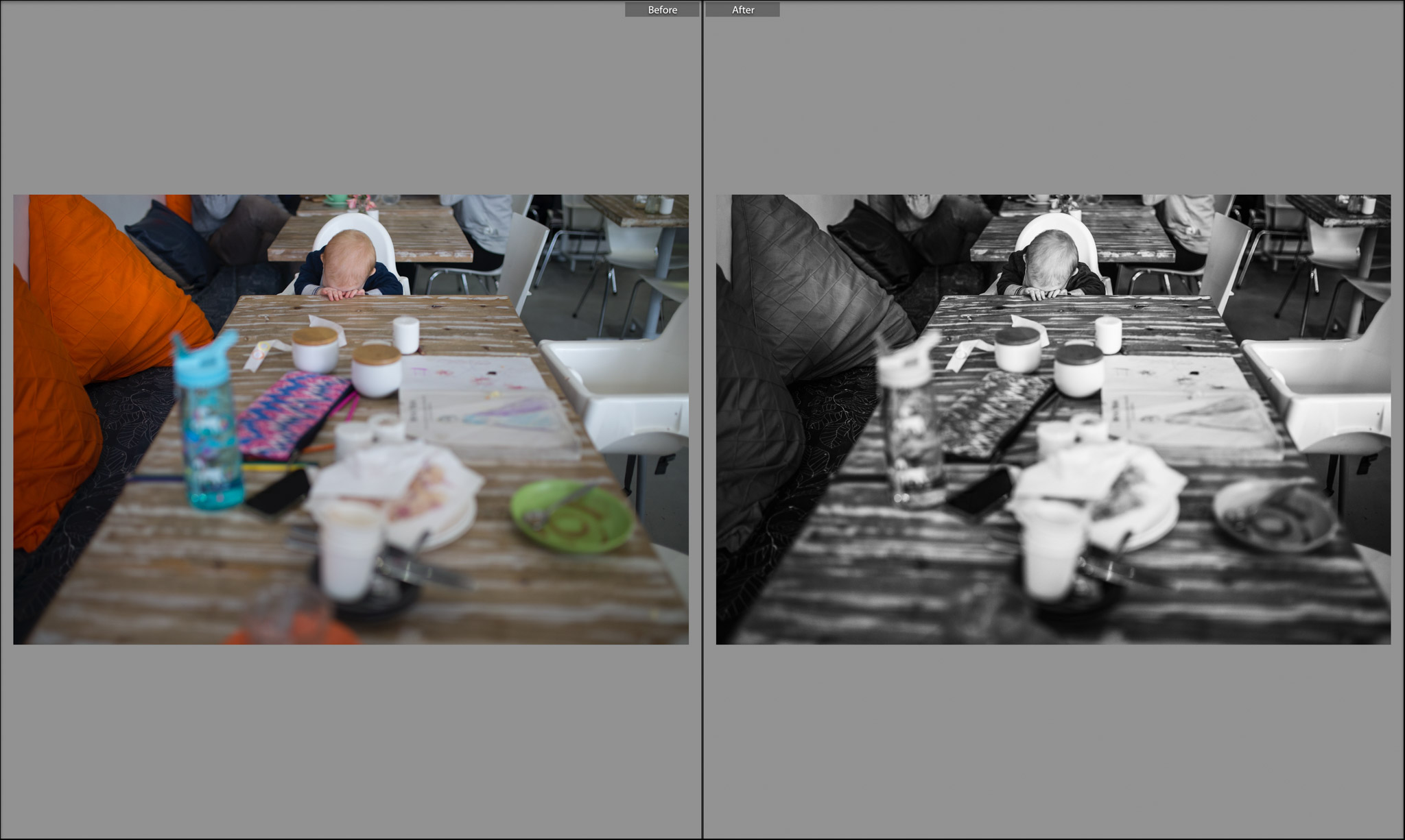 before and after baby boy sleeping at cafe.jpg