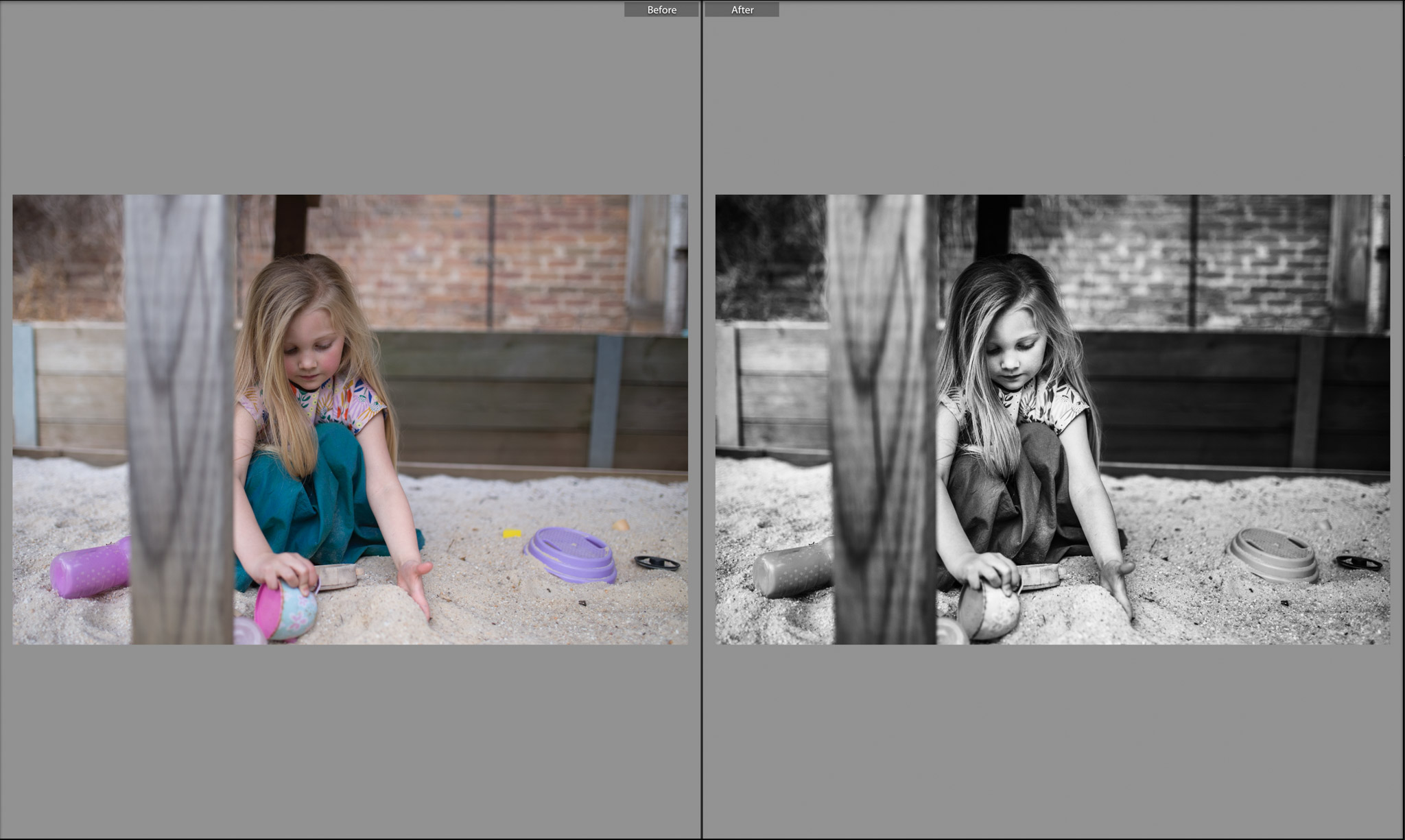 before and after little girl making sandcastle.jpg