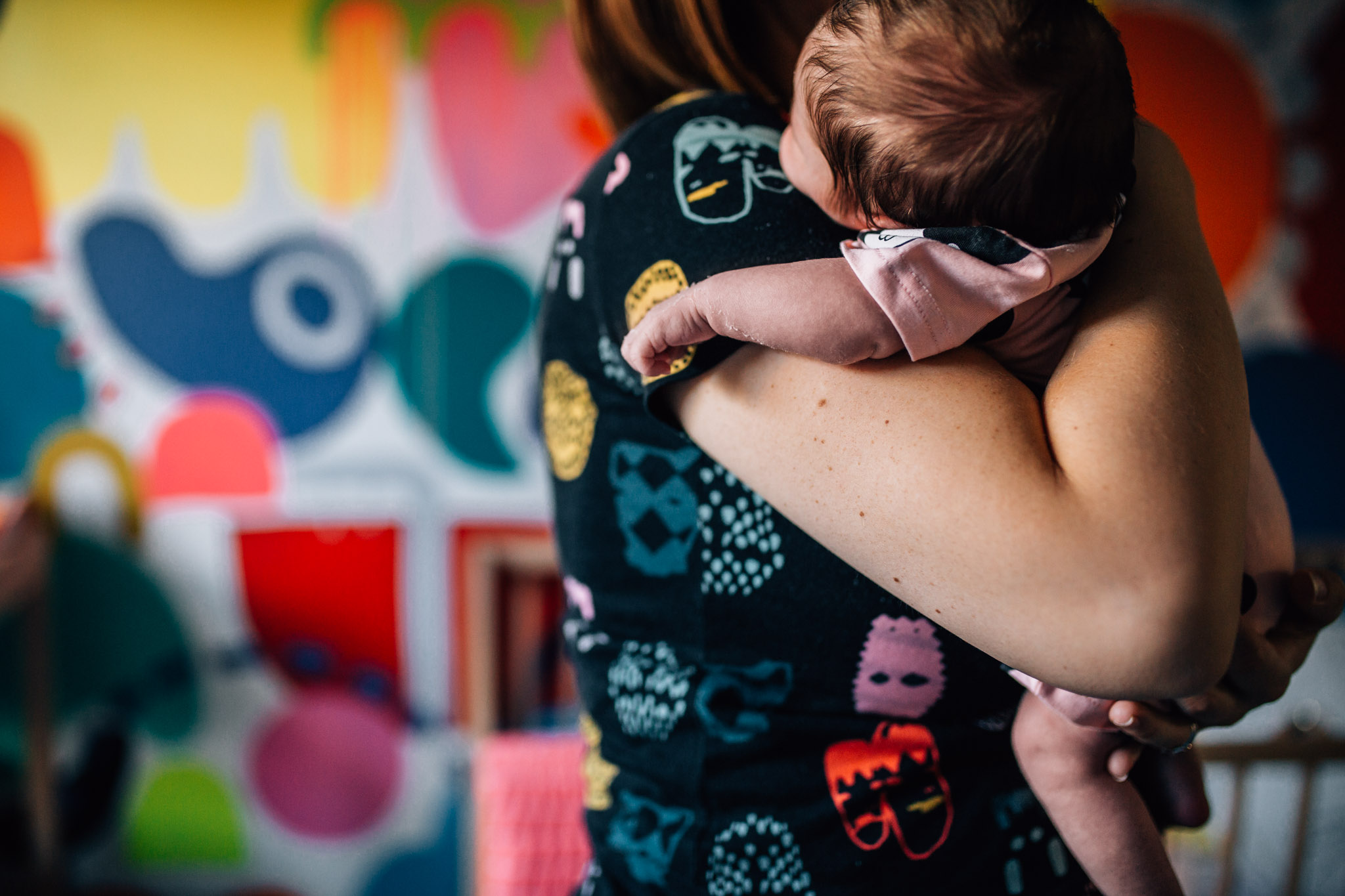 baby girl drapped over mothers shoulder (1 of 1).jpg