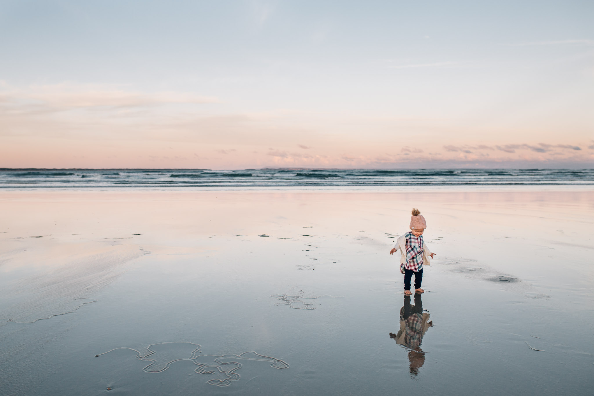 little-girl-on-beach-with-pink-sunset (1 of 1).jpg