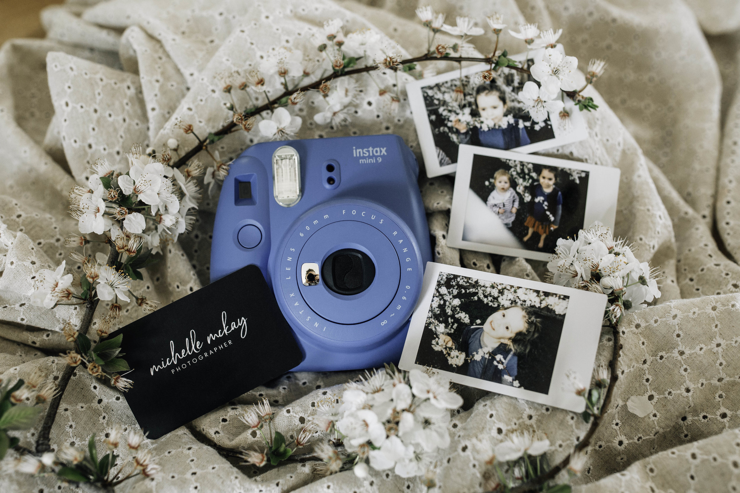 This little blue beauty could be all yours - ready to catch some memories..?