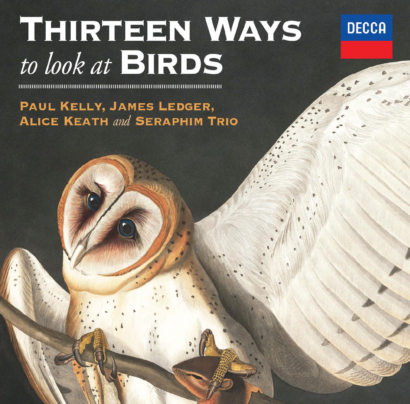 Copy of Thirteen Ways To Look At Birds - 2019
