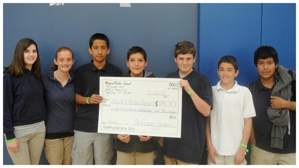 Monroe Middle School Project