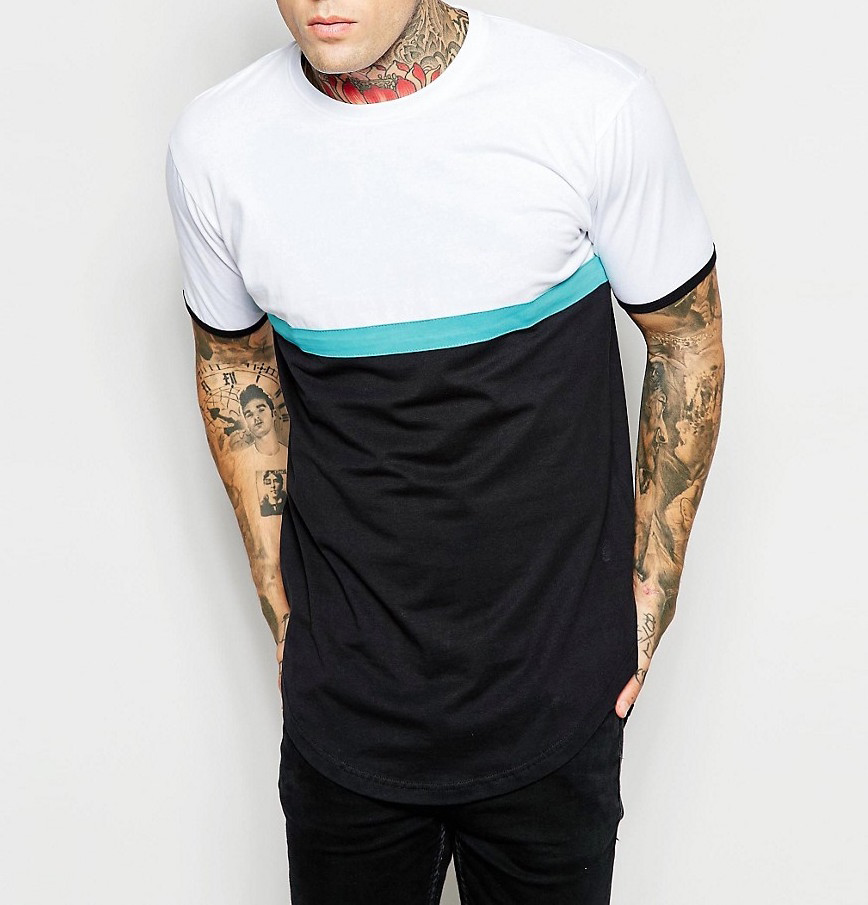 T-Shirt With Panelling.png