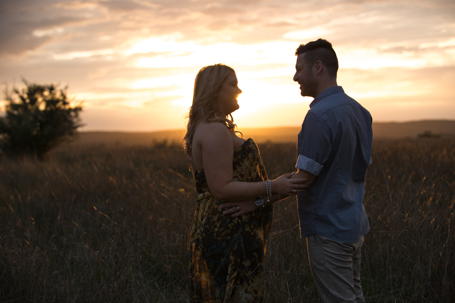 Caity & Adam Maternity Session